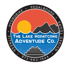 The Lake Hopatcong Adventure Company Logo